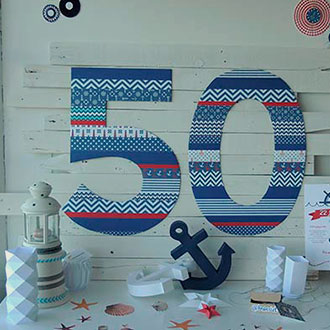decoracion fiesta handmade