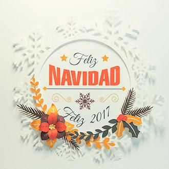 Felicitacion Navidad Original