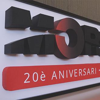 Logotipo en 3D